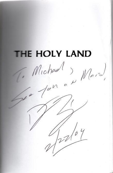 The Holy Land, Zubrin, Robert