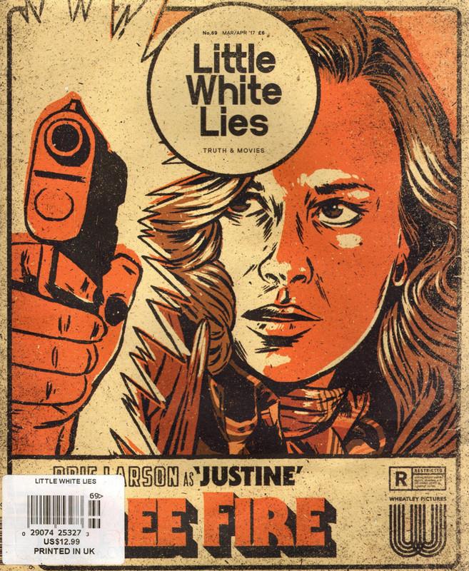 Little White Lies No. 69, Mar/Apr '17, N/A