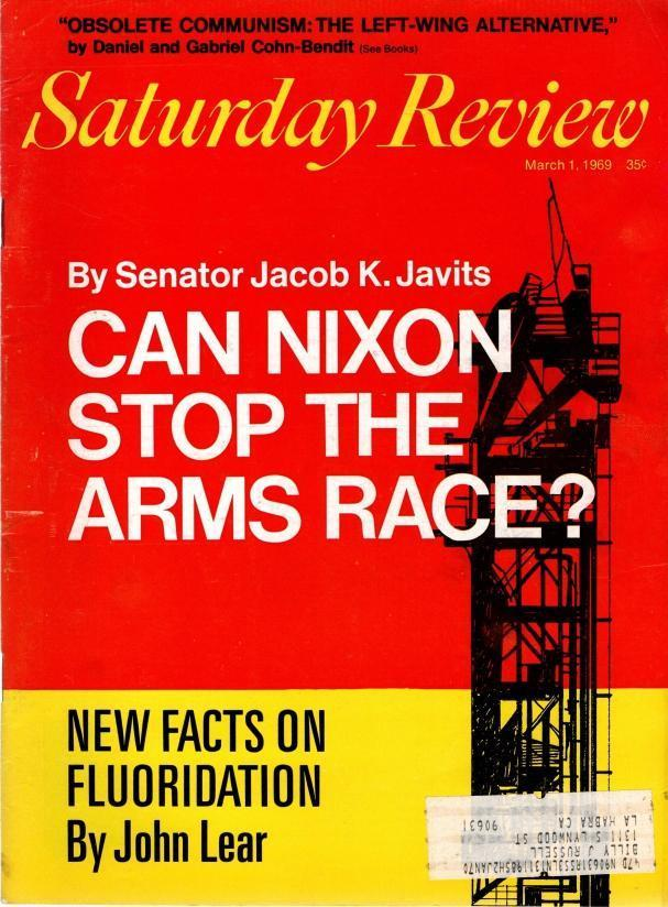 Saturday Review March 1, 1969, N/A