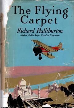 The Flying carpet,, Halliburton, Richard