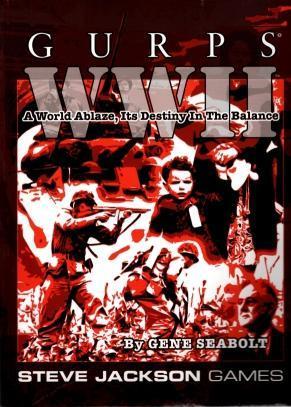 GURPS WWII (World War 2), Seabolt, Gene