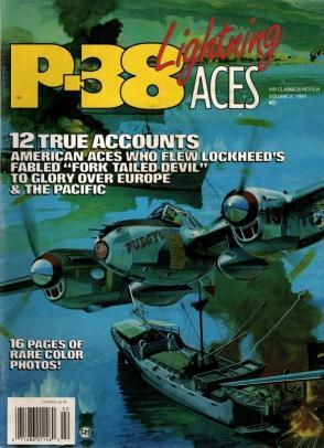 P-38 Lightning Aces, Air Classics Review Volume 2, Air Classics Review