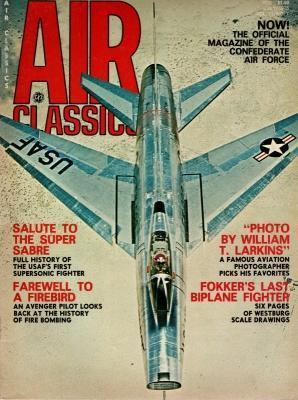 Air Classics July 1975, Vol. 11 No. 7, N/A