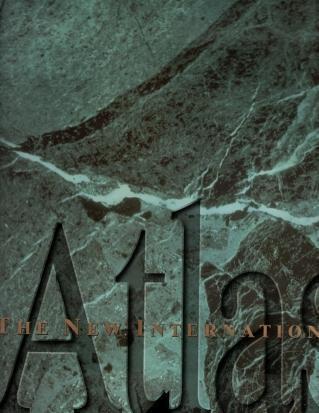 """New International World Atlas """"1998"""" (Atlases - World), Chris Jaeggi"""