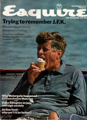 Esquire November 1973, N/A