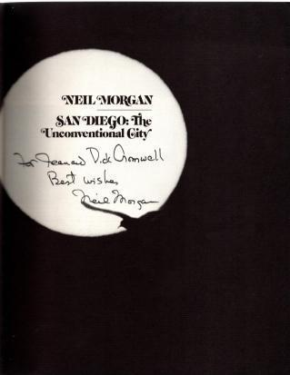San Diego: The Unconventional City, Morgan, Neil