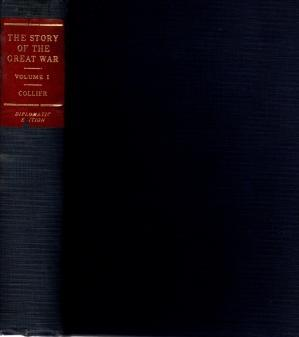 Image for The Story Of The Great War, 8 Volume Set: Volumes 1-8