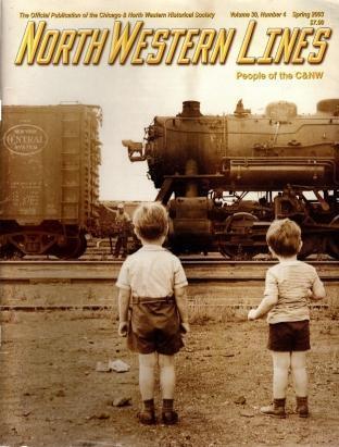 North Western Lines, Volume 30, Number 4, Spring 2003, Kevin Eudaly