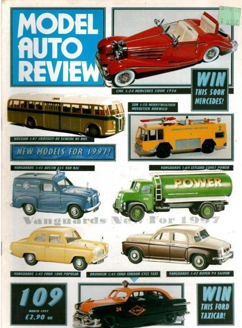 Model Auto Review, 5 Volume Set, Numbers 109, 112, 113,115, 116, N/A