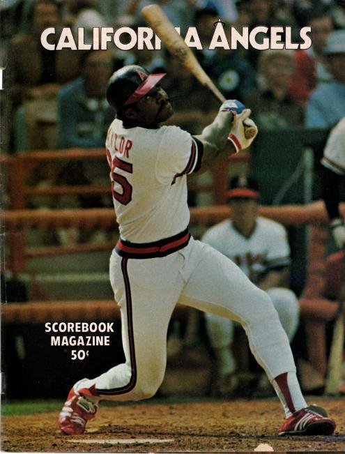 California Angels Scorebook Magazine, Vol. 2, N/A