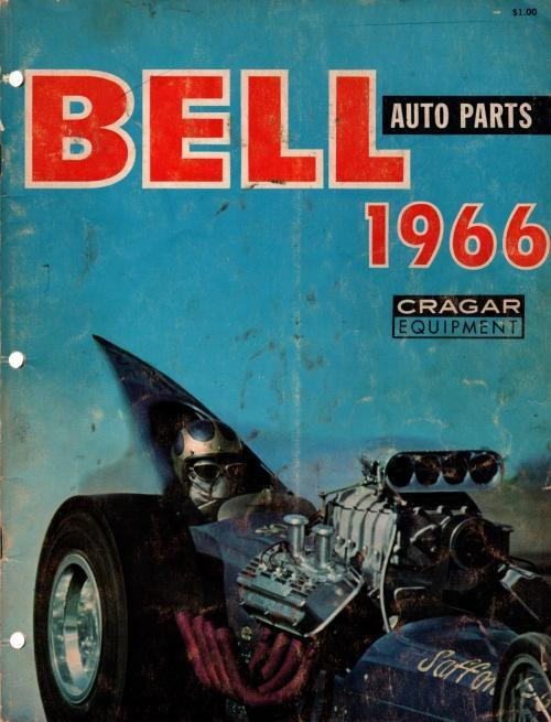 Bell Auto Parts Catalog 1966, N/A