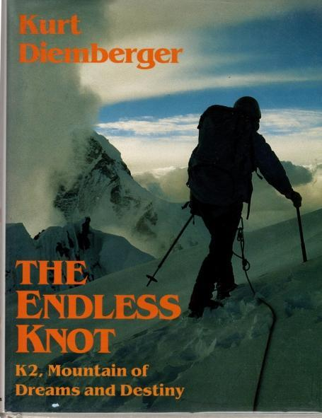 *SIGNED* The Endless Knot, Kurt Diemberger