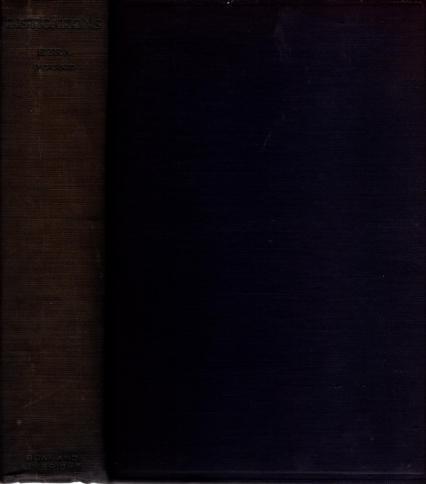 Instigations of Ezra Pond, Ernest Fenollosa