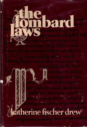 The Lombard Laws, Drew, Katherine Fischer, tr.
