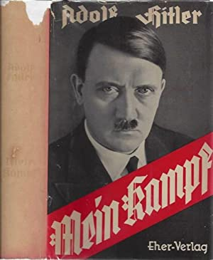 Mein Kampf (Two Volumes in One): Hitler, Adolf