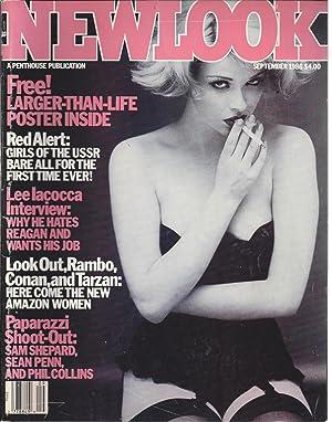 Newlook September 1986 Lee Iacocca Interview, Sam: Newlook International
