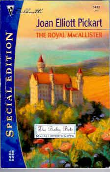 The Royal MacAllister (Silhouette Special Edition Ser.)