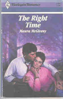 The Right Time (Harlequin Romance #2781 08/86)