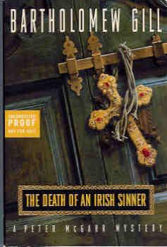 The Death of an Irish Sinner (Inspector Peter McGarr Mysteries Ser.)