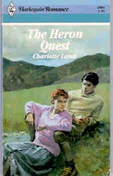 The Heron Quest (Harlequin Romance Series, #2804)
