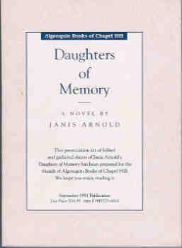 Daughters of Memory: A Novel