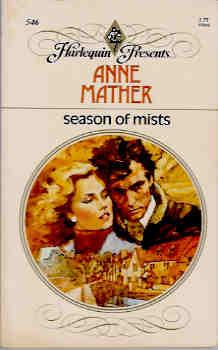 Season of Mists (Harlequin Presents #546)