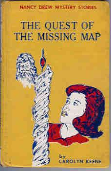 The Quest of the Missing Map (Nancy Drew Mystery #19)