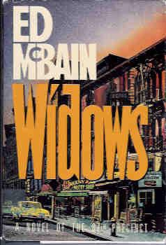 Widows: A Novel of the 87th Precinct [Large Print]