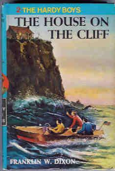 The House on the Cliff (Hardy Boys Mystery Series #2)