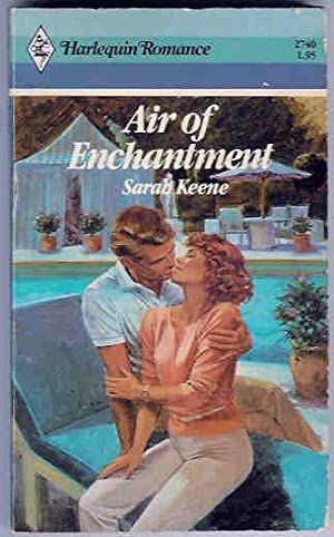 Air of Enchantment (Harlequin Romance #2740 01/86