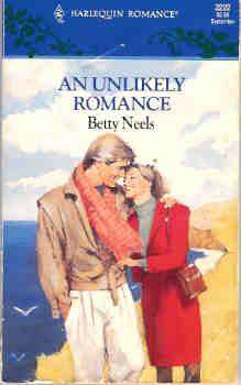 An Unlikely Romance (Harlequin Romance # 3222 09/92)