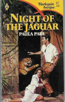 Night of the Jaguar (Harlequin Intrigue #67)