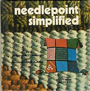 Needlepoint Simplified (Little Craft Book series)