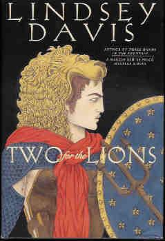 Two for the Lions (a Marcus Didius Falco mystery)