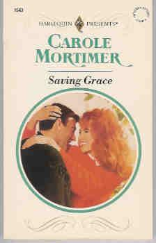 Saving Grace (Harlequin Presents #1543)