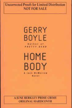 Home Body (A Jack McMorrow novel)
