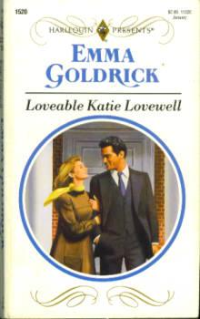 Loveable Katie Lovewell (Harlequin Presents #1520 01/93)