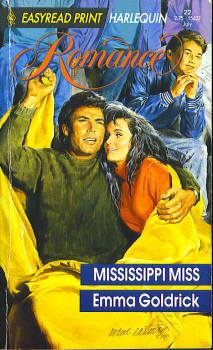 Mississippi Miss (Harlequin Easyread #22 07/91)