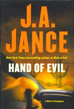 Hand of Evil (Ali Reynolds Mystery) [signed]