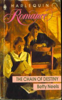 The Chain of Destiny (Harlequin Romance #3053 05/90