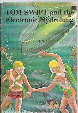 Tom Swift and the Electronic Hydrolung (The New Tom Swift Jr. Adventures #18)