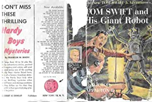 Tom Swift and the Giant Robot (The New Tom Swift Jr. Adventures #4)