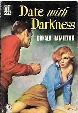 Date with Darkness (Dell Mapback)