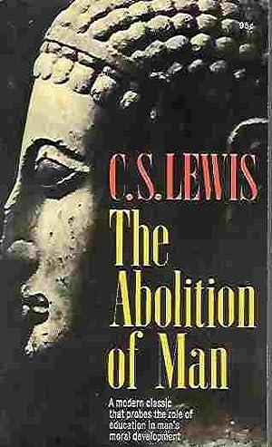 abolition of man cs lewis pdf