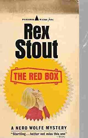 The Red Box: Stout, Rex