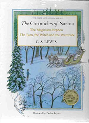 The Chronicles of Narnia: 1) the Magician's Nephew; 2) the Lion, the Witch and the Wardrobe Full ...