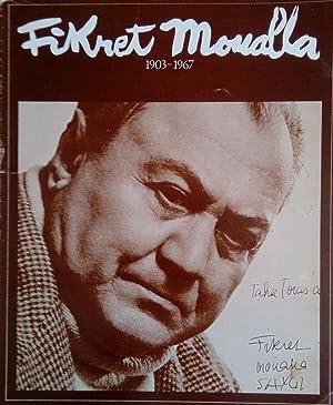 Fikret Moualla [Mualla] 1903 - 1967. Text: FIKRET MUALLA [SAYGI]