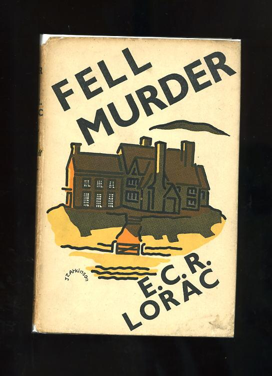 Image result for fell murder lorac