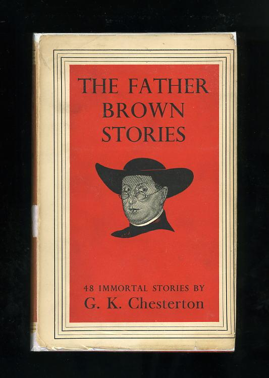 father brown stories chesterton g k