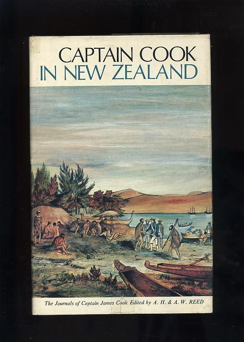 Captain Cook's journal